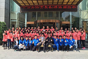 新人参加UPME学院培训